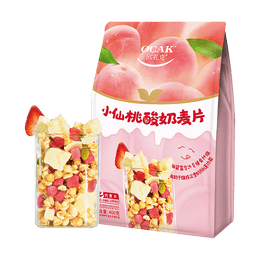 OCAK  Peach Yogurt Cereal 400g
