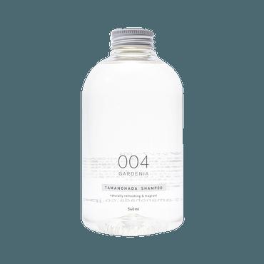 TAMANOHADA 玉肌||无硅植物精华洗发水||004 栀子花香 540ml