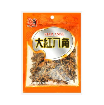 BIG GREEN Star Anise 75g