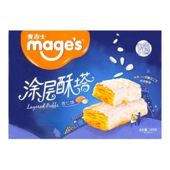 MAGE'S  Apricot Crispy Puff 188g