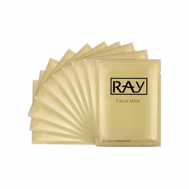 Product Detail - RAY Gild Facial Mask 1 sheet - image 0