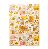 SAN-X Rilakkuma A4 File Folder