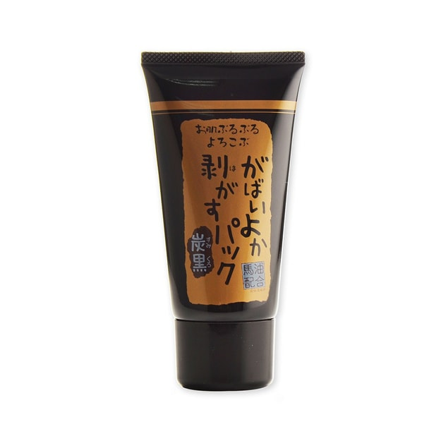 Product Detail - ASTY COSME  Peeling Black Charcoal Face Pack 90g - image 0