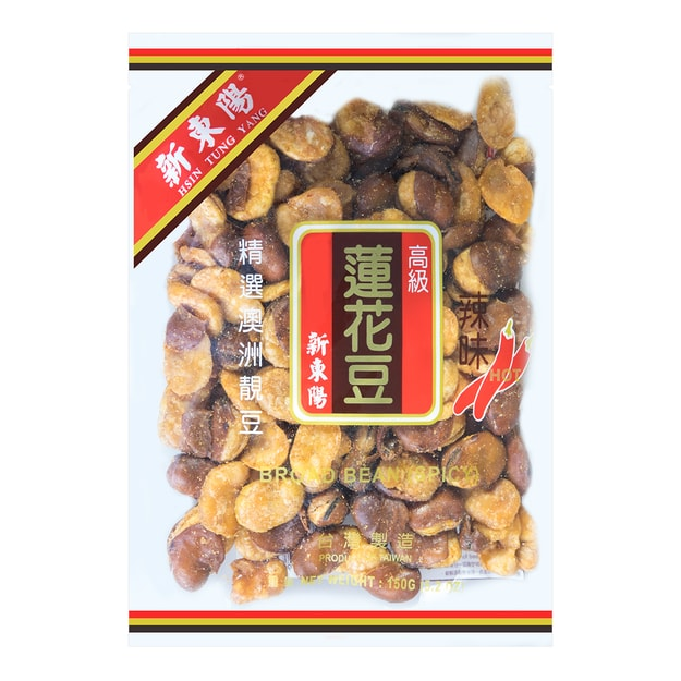 HSINTUNGYANG Broad Bean Spicy 150g