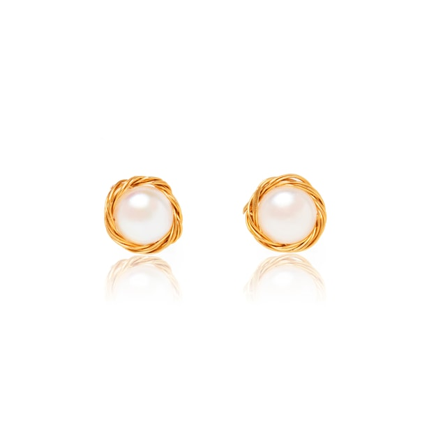 Product Detail - ARSIS Pearl Earrings  - image 0