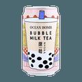 OCEAN BOMB 低卡珍珠奶茶饮料 寒天珍珠 原味 315ml
