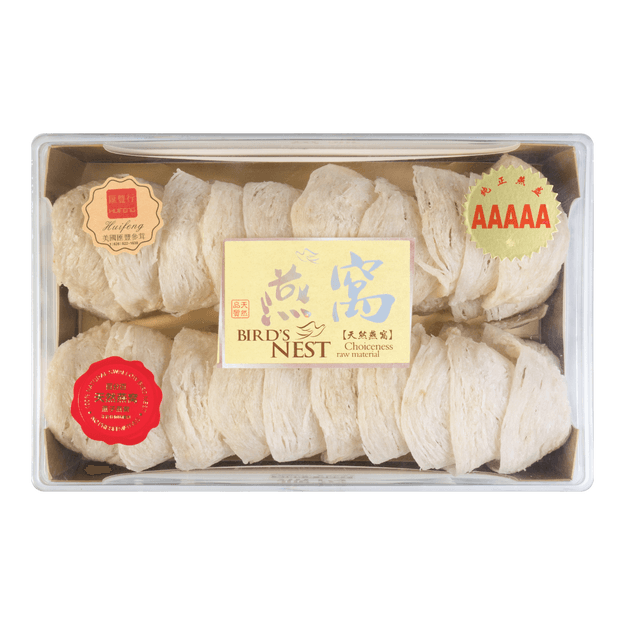 Product Detail - HUIFENG White Bird\'s Nest5A16oz(450g) - image 0