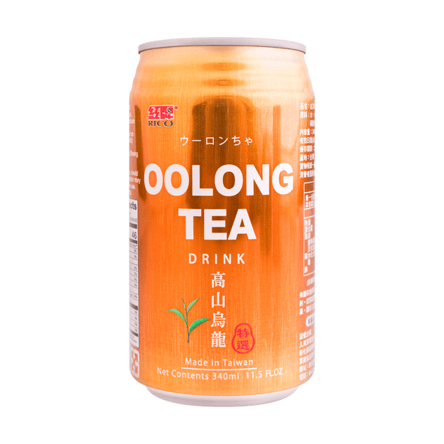 Product Detail - High Mountain Oolong Tea 340ml - image  0
