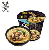 WANT WANT Buckwheat rice noodles Sesame oil chicken flavor 130gx4