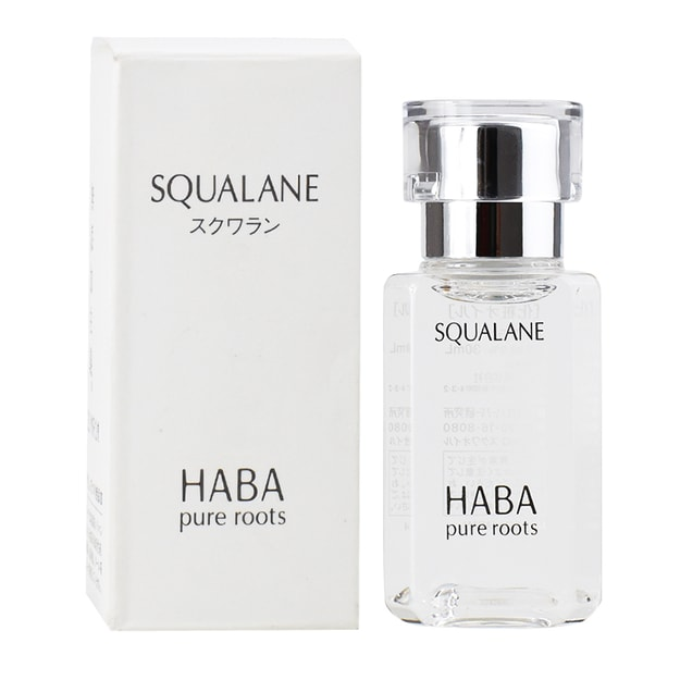 Product Detail - HABA Pure Roots Squalane 30ml - image 0