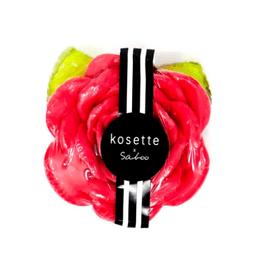 KOSETTE Rose Natural Handmade Soap 144g