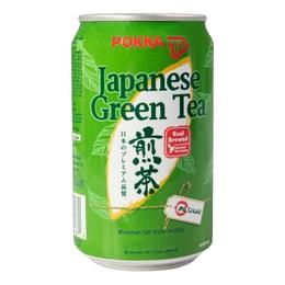 日本POKKA SAPPORO 日式煎茶 罐装 300ml
