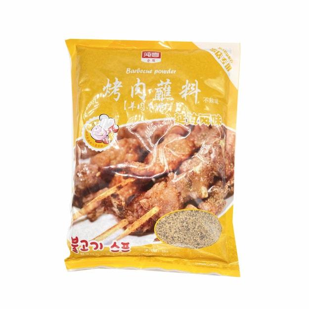 商品详情 - 纯喜 烤肉蘸料 不辣味 1千克 - image  0