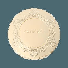 日本CANMAKE井田 棉花糖控油定妆蜜粉饼 #ML微闪透白肤色 SPF26 PA++ 10g COSME大赏第一位 包装随机发