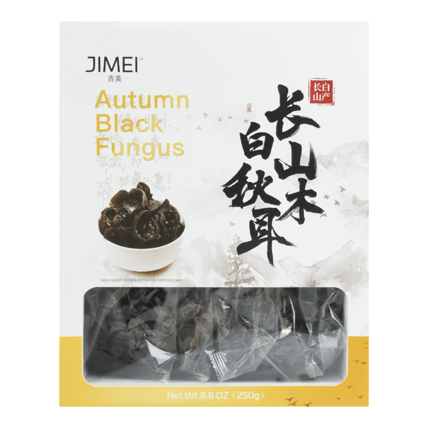 Product Detail - JIMEI Autumn Black Fungus 250g - image 0