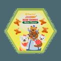 BISKITOP Bear Cookies Melon Flavor 5pk