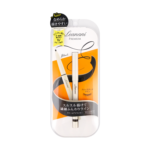Product Detail - LEANANI Creamy Eyeliner Deep Black - image 0