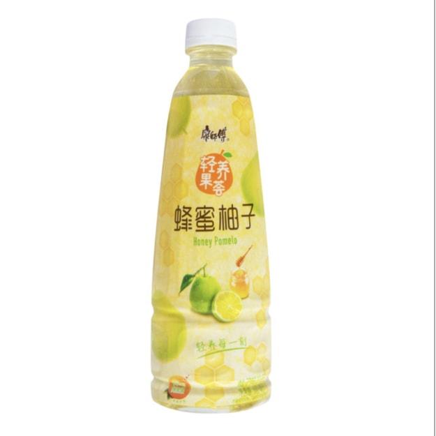 商品详情 - 康师傅蜂蜜柚子茶500ml - image  0
