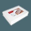 名创优品Miniso 浮雕首饰盒(白色)