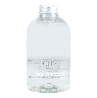 TAMANOHADA Shampoo Naturally Refreshing & Fragrant #002 Musk 540ml