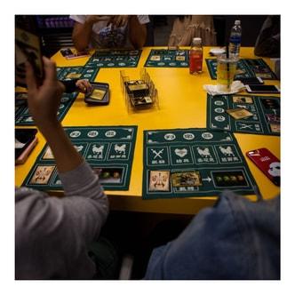 528狼人杀桌游吧 畅玩一日桌游、狼人杀、小剧本 原价$14 现价$12
