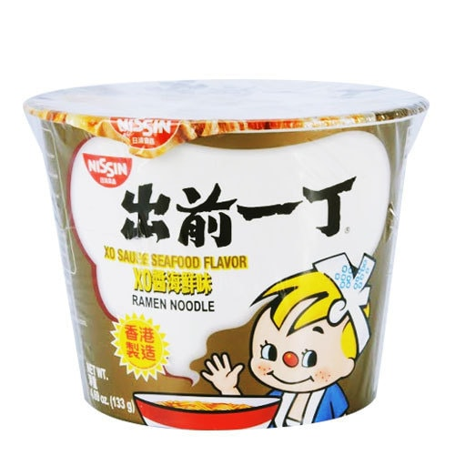 Yamibuy.com:Customer reviews:NISSIN Demae Iccho Instant Noodle With Soup Base XO Sauce Seafood Flavor 133g