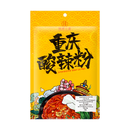 ChongQing Hot And Sour Rice Noodle 263g