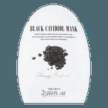 23 YEARS OLD Black Cavidiol Mask 1 sheet