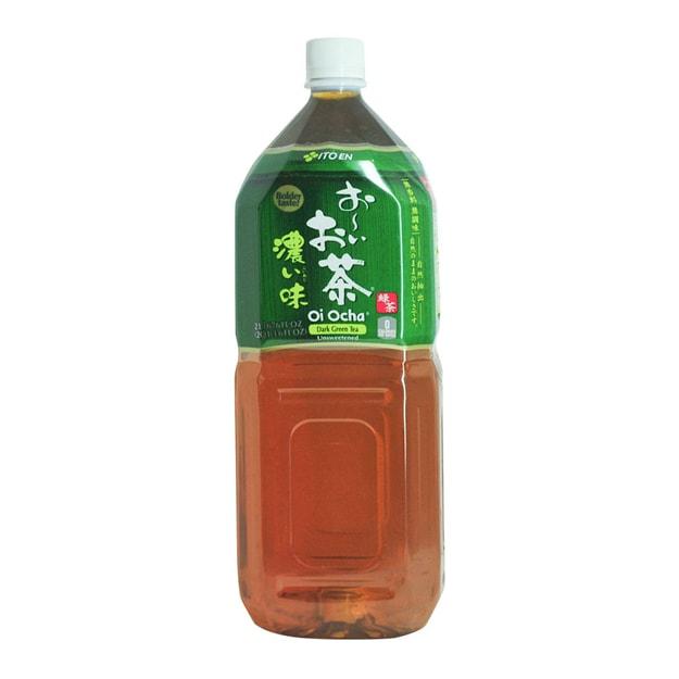 商品详情 - ITOEN 浓味绿茶 2L - image  0