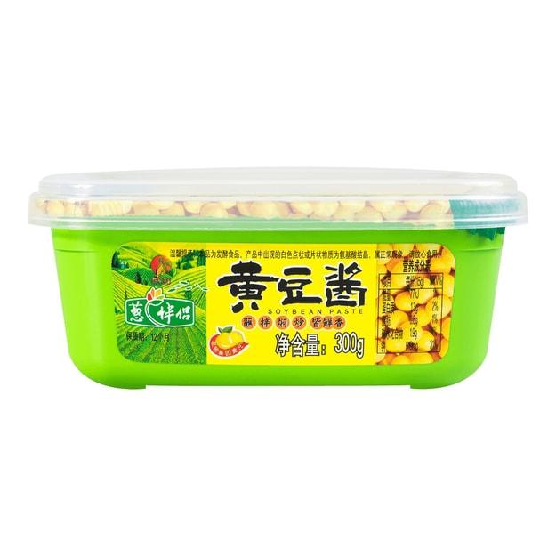 商品详情 - 葱伴侣 黄豆酱  小份 300g - image  0