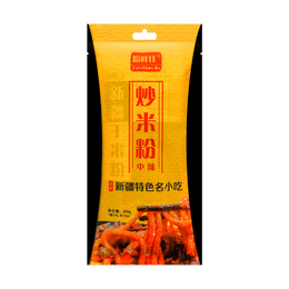 FXJ Xin Jiang Instant Rice Noodle Middle Spicy 250g