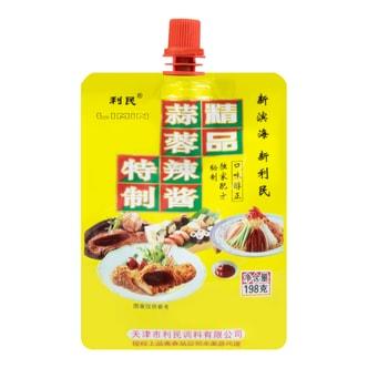 LIMIN利民 黄金蒜蓉酱 198g