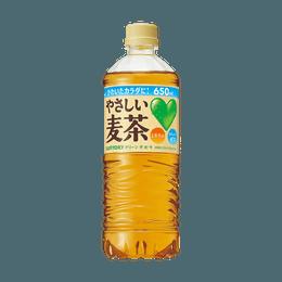 日本三得利 大麦茶 650ml