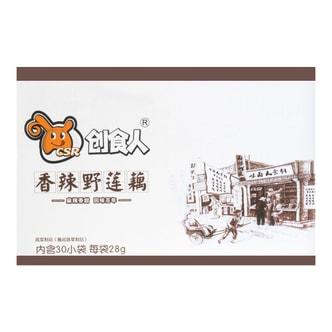 Chuangshiren Spicy Lotus Root 840g