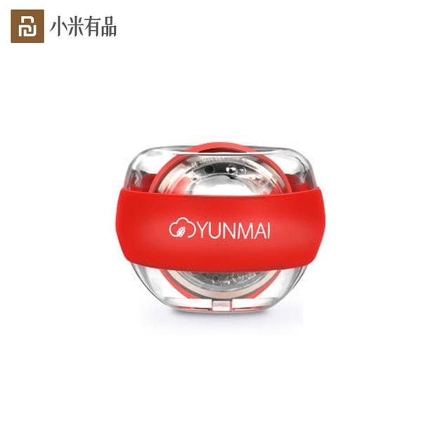 Product Detail - XIAOMI YOUPIN YUNMAI Wrist Ball (Red) - image  0