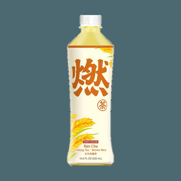 Product Detail - Genki Forest Sugar Free Rice Oolong Tea 500ml - image 0