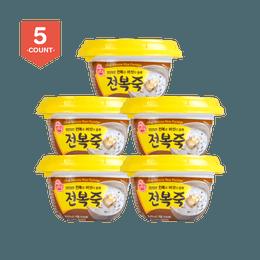 OTTOGI Abalone Rice Porridge Value Pack 285g*5