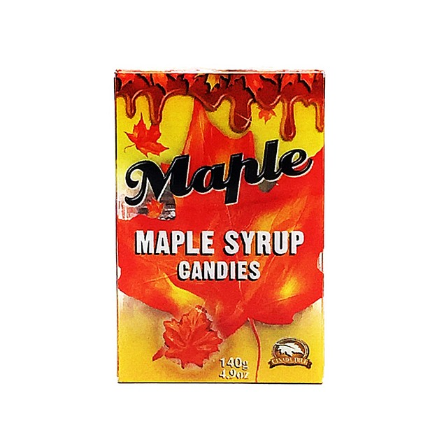 CANADA TRUE Maple Syrup Candies  140g