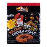 韩国PALDO八道 火鸡超辣拌面 4包入 560g