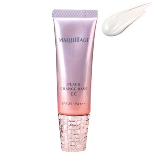 Product Detail - SHISEIDO MAQUILLAGE CC Cream 30g - image 0