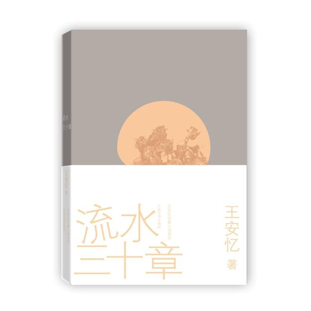 商品详情 - 王安忆长篇小说系列:流水三十章 - image  0