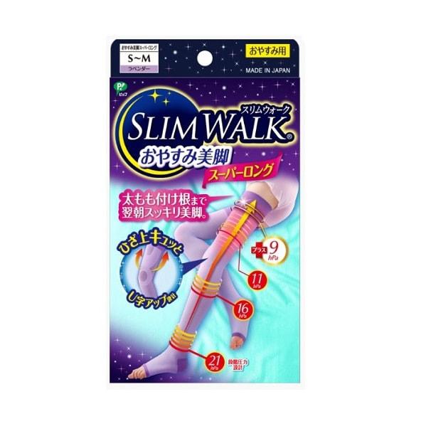 日本SLIM WALK 睡眠美腿袜 S-M 1件入 怎么样 - 亚米网