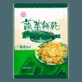 台湾中祥 蔬菜饼干 香葱苏打饼干 量贩包 360g
