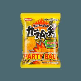 日本湖池屋Koikoya辣海苔味薯片 176g 【新品首发】