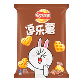 LAY'S Potato Chips BBQ Flavor 70g