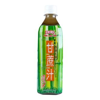 香港鸿福堂 甘蔗汁 500ml
