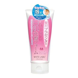 MICCOSOMO White Label Placenta Wash Cleanser 110g