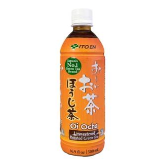 日本ITO EN伊藤园 无香料无糖煎茶 500ml