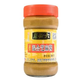 LIUBIJU Mixed Sesame Paste 300g