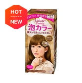 KAO LIESE PRETTIA Bubble Hair Dye Glossy Brown 1set